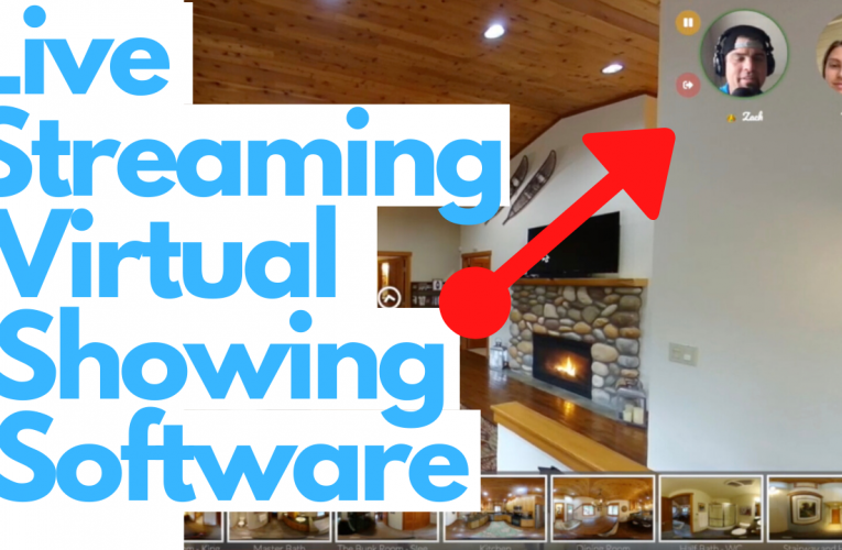 CloudPano Live: Host Video Chats on your 360 Virtual Tours