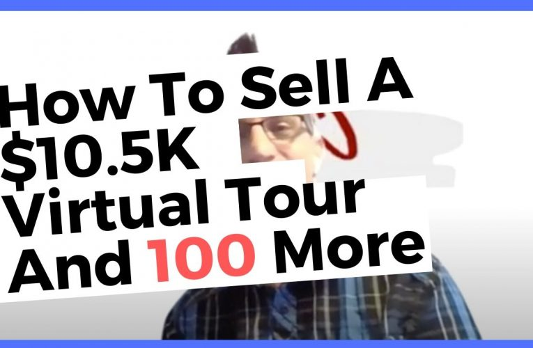 How Mark From Michigan Sold His First $10.5K Virtual Tour To His Local Mayor (And How You Can Too)