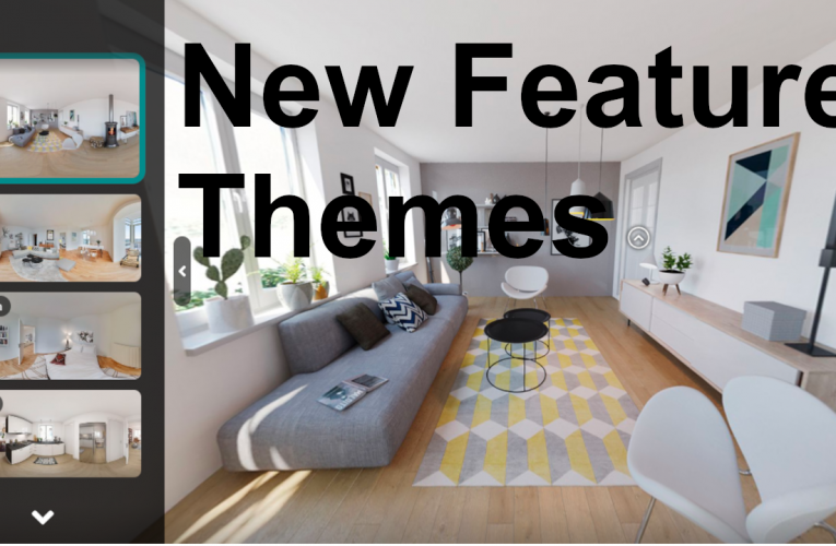 New Theme Selection Feature