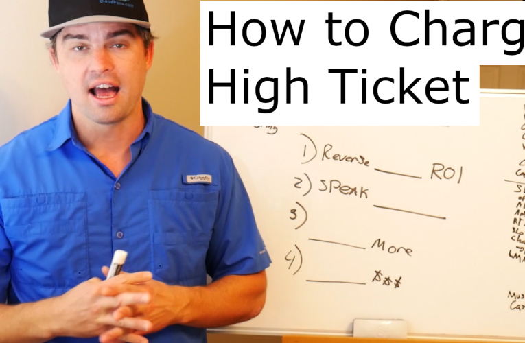 How to Charge High Ticket for Virtual Tour Customers