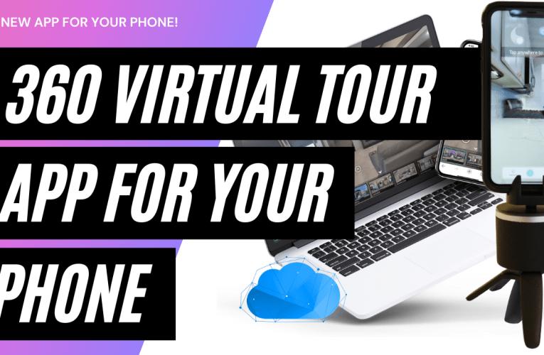 [New 360 Camera App For iPhone] – CloudPano Virtual Tour Creator and Rotator