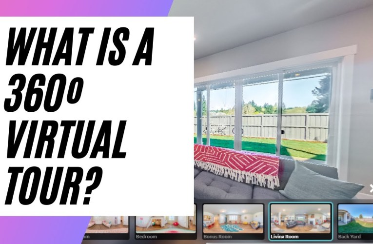 What Is A 360 Virtual Tour?